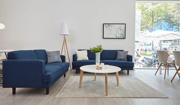 công dụng ghế sofa da phòng khách