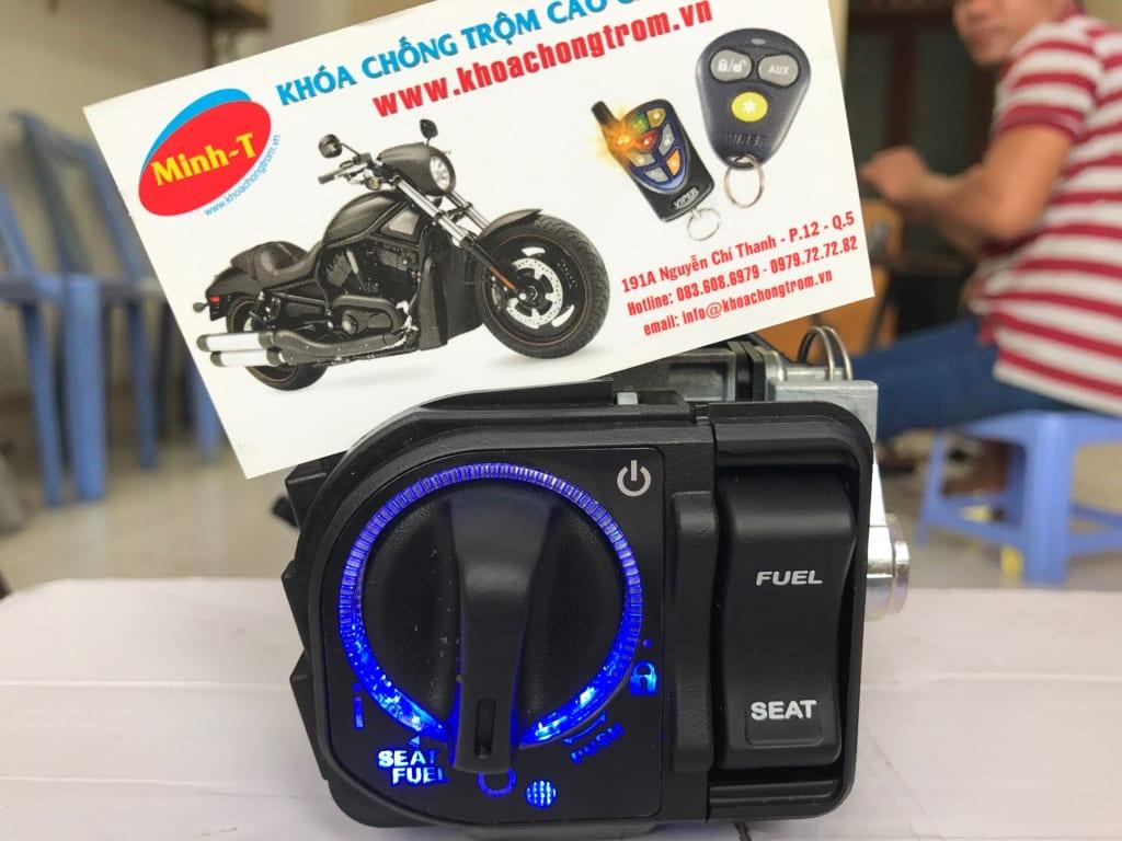khóa chống trộm xe máy honda