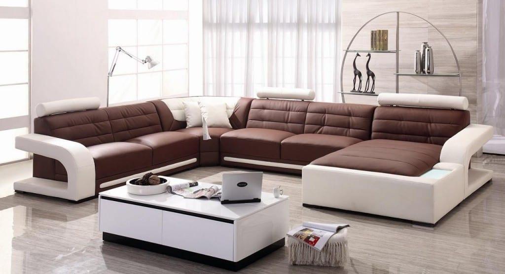 sofa góc xoay