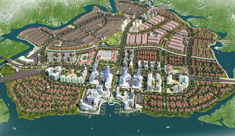 dự án đất nền Dreamland City