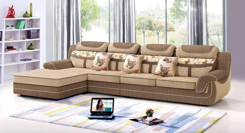 phân phối sofa góc chữ L