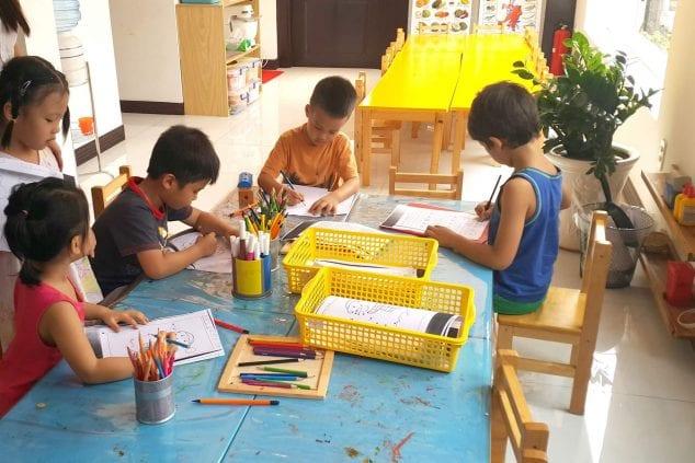 Địa chỉ dạy trẻ tự tin