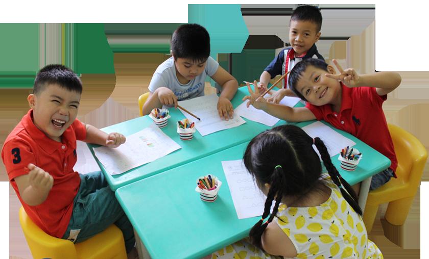 dạy trẻ mầm non kỹ năng sống tốt nhất