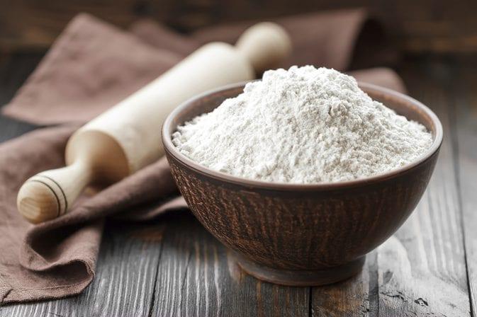 phương pháp làm nước rửa chén handmade từ bột mì