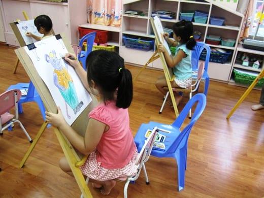 Trường dạy trẻ mầm non sống tốt nhất