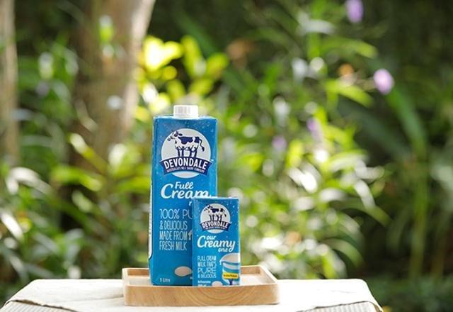 Loại sữa tươi không đường ngon nhất tại thị trường Việt Nam