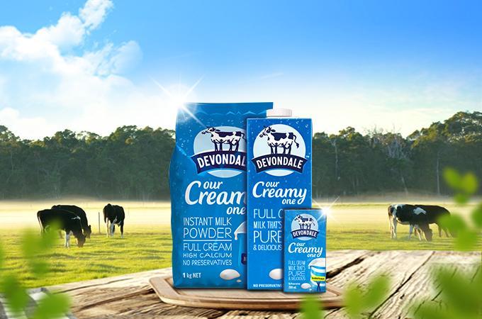 Loại sữa tươi nguyên kem giá rẻ trên tốt nhất trên thị trường