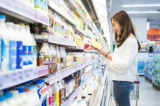 Loại sữa tươi không đường nhập khẩu số một tại Việt Nam