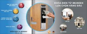 Cửa hàng khóa cửa điện tử chống trộm1