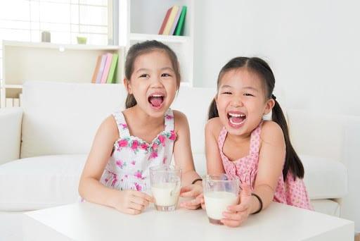 Loại sữa tươi giá rẻ cho trẻ nhỏ
