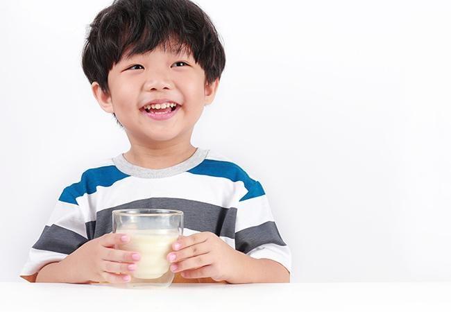 Loại sữa tươi ngon nhất cho bé