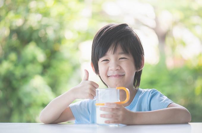 Loại sữa tươi ngon nhất cho trẻ tại Việt Nam