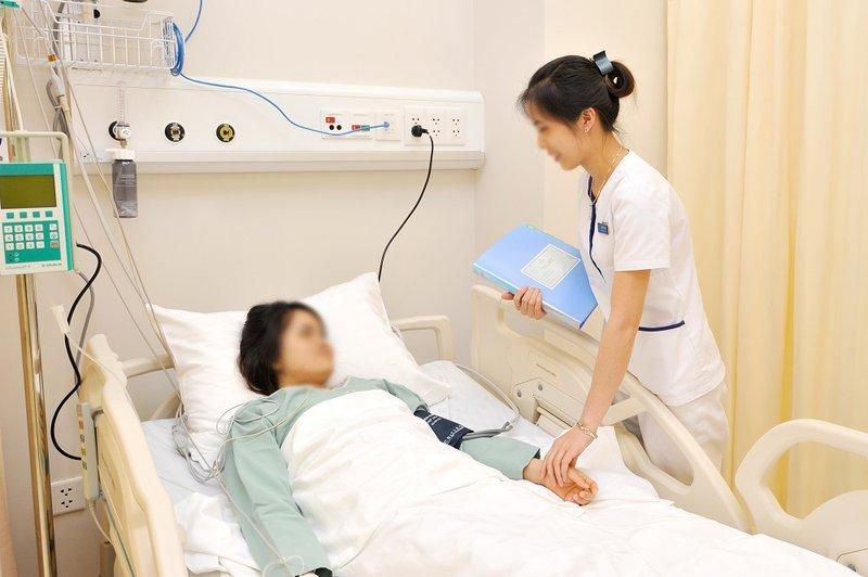 chăm sóc người bệnh nằm lâu