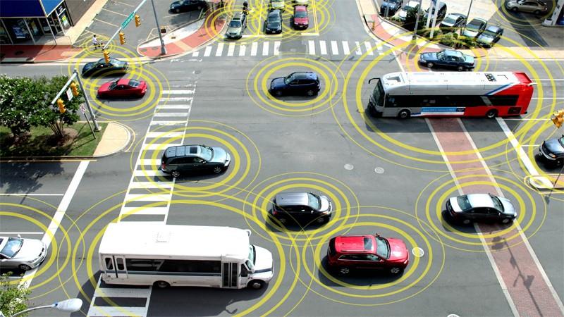 IoT giấc mơ xe không người lái