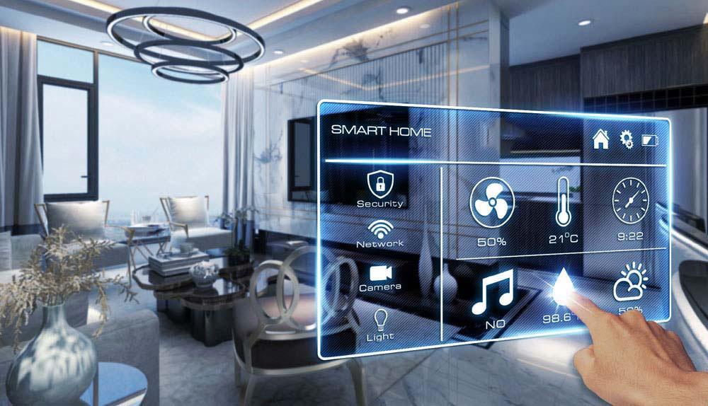 Nhà thông minh ứng dụng IoT