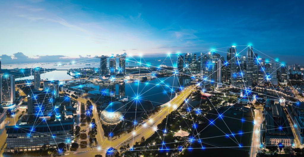 Ứng dụng IoT vào thành phố thông minh