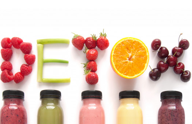 Detox giảm cân siêu ngon