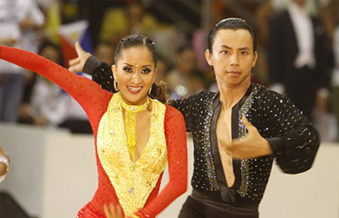 Luyện tập khiêu vũ giảm cân hiệu quả