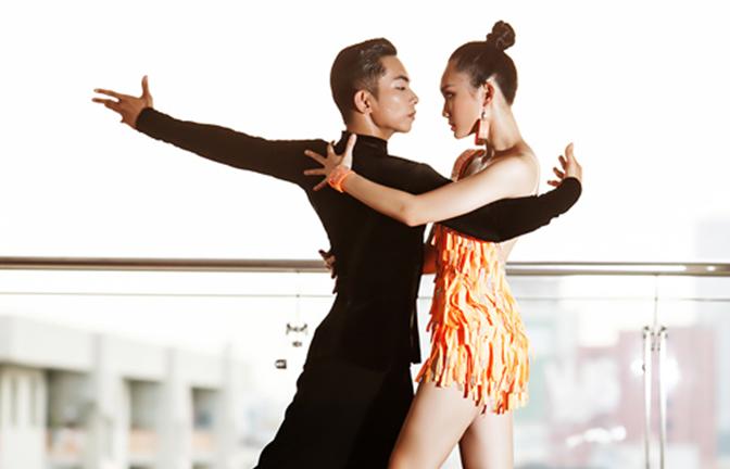 Giảm cân hiệu quả nhờ luyện tập khiêu vũ