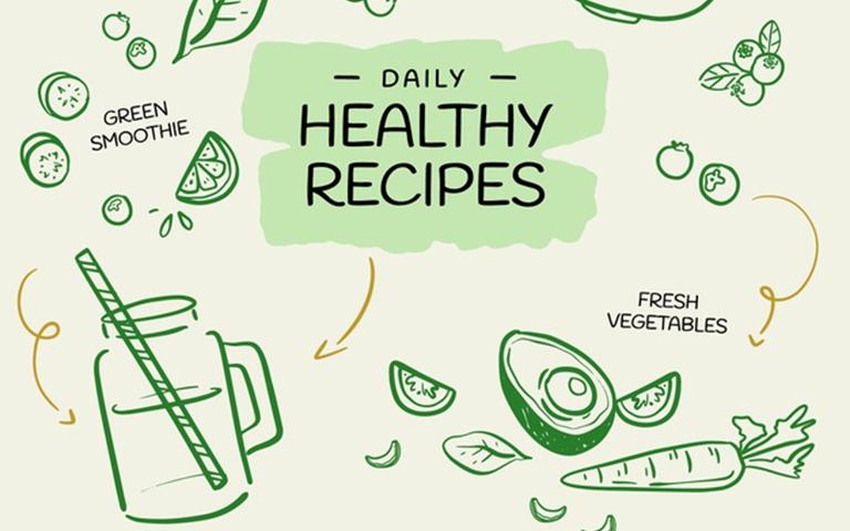 Tác dụng diệu kỳ của healthy food