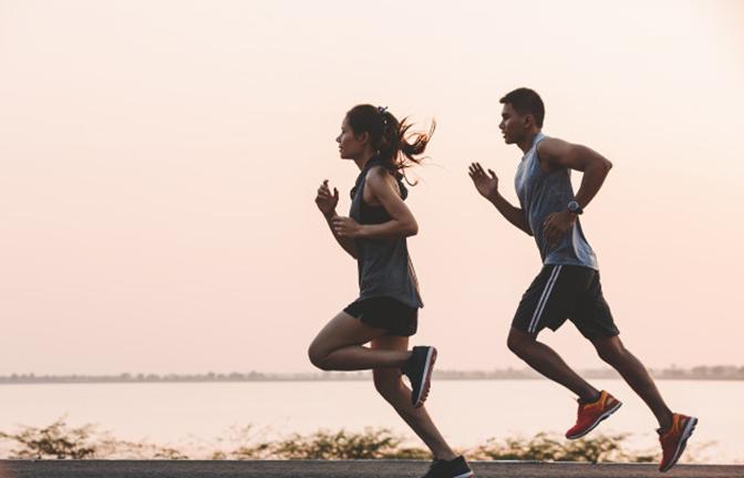Chú ý phục hồi cơ bắp sau khi chạy bộ giảm cân
